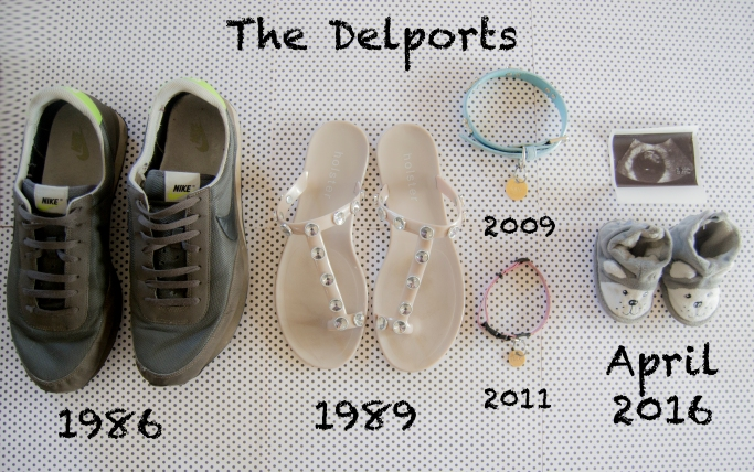 Baby Delport Announcement