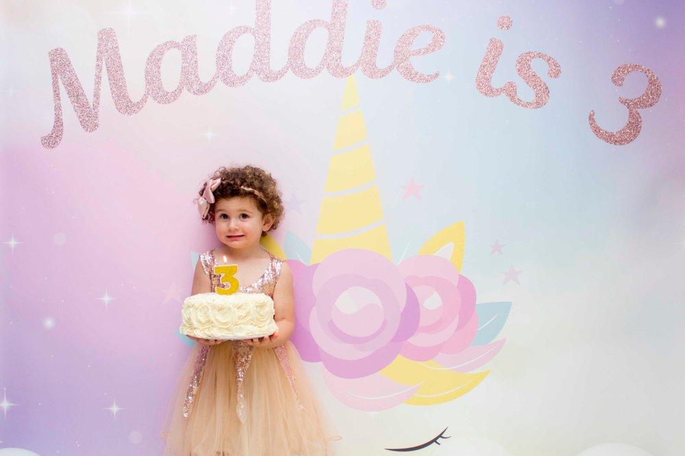 Maddie is 3 1S