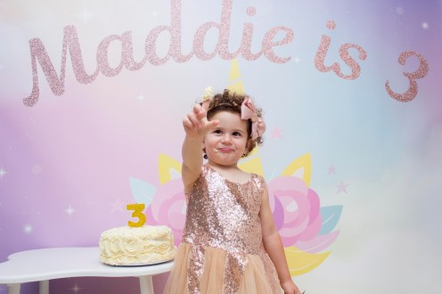 Maddie is 3 4S