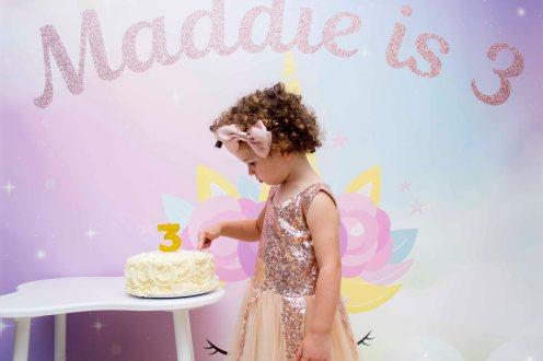 Maddie is 3 5S