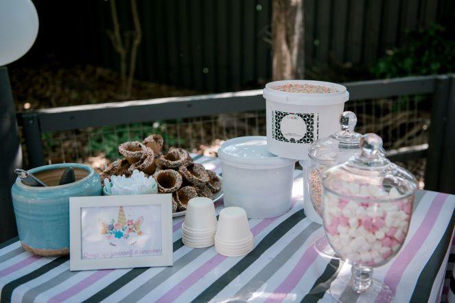 Ice Cream Table 4