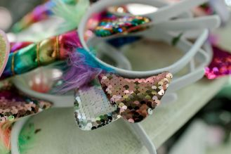Unicorn Alice Bands 2